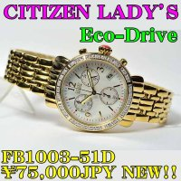 CITIZEN Eco-Drive LADY'S Watch